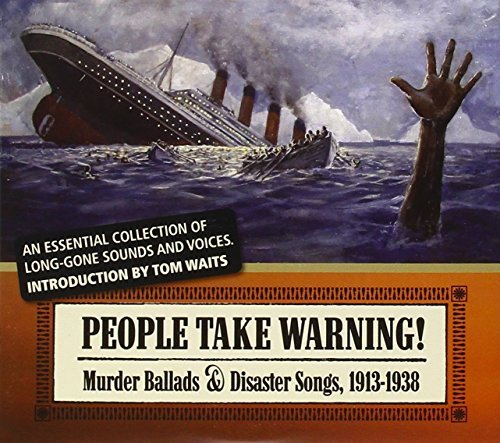 People Take Warning Murder B People Take Warning Murder B 3 CD