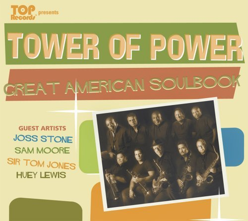 Tower Of Power Great American Soulbook