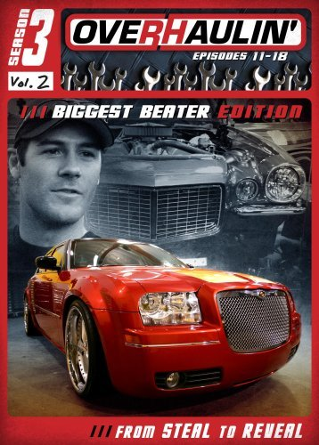Overhaulin' Vol. 2 Season 3 Biggest Beater Ed. Nr 4 DVD