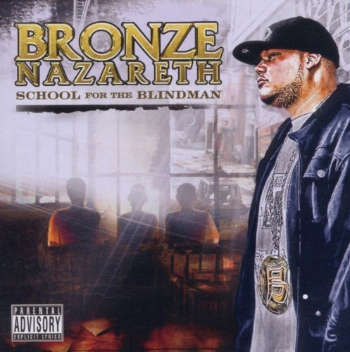 Bronze Nazareth School For The Blindman Explicit Version