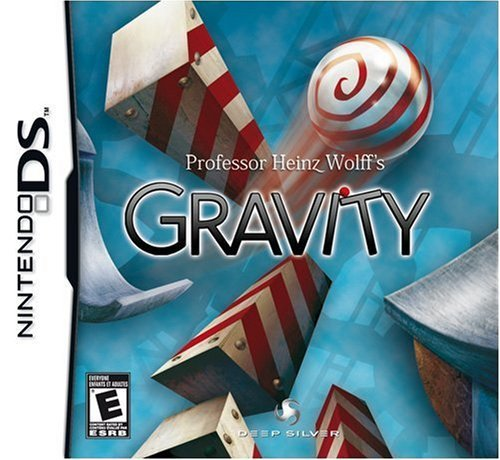 Nintendo Ds Gravity
