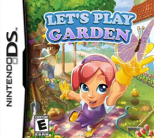 Nintendo Ds Lets Play Garden South Peak Interactive E
