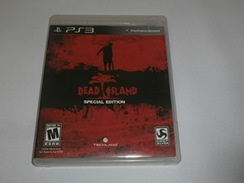 Ps3 Dead Island Special Edition