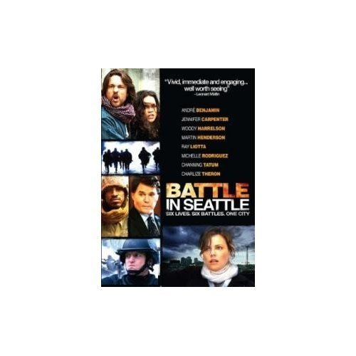 Battle In Seattle (blockbuster Exclusive) DVD