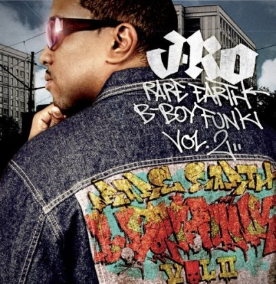 J Ro (from Alkaholics) Vol. 2 J Ro Rare Earth B Boy F Explicit Version
