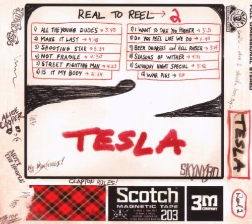 Tesla Real To Reel 2