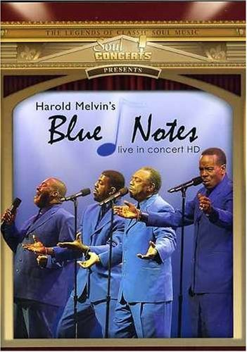 Harold & The Blue Notes Melvin Live In Concert
