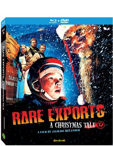 Rare Exports A Christmas Tale Rare Exports A Christmas Tale Blu Ray Ws R Incl. DVD