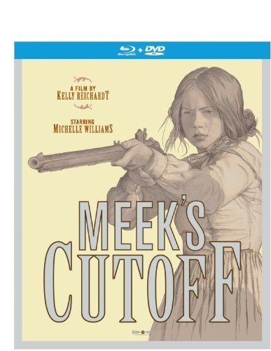 Meek's Cutoff Williams Michelle Blu Ray Ws Pg Incl. DVD