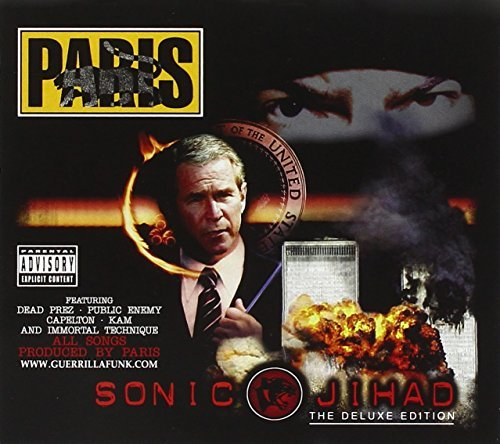 Paris Sonic Jihad Explicit Version Incl. DVD Lmtd Ed.