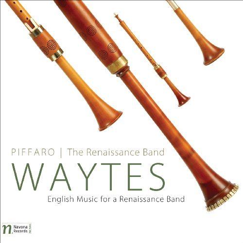 Piffaro Weelkes Byrd Tallis Pa Waytes English Music For A Re Piffaro Renaissance Band