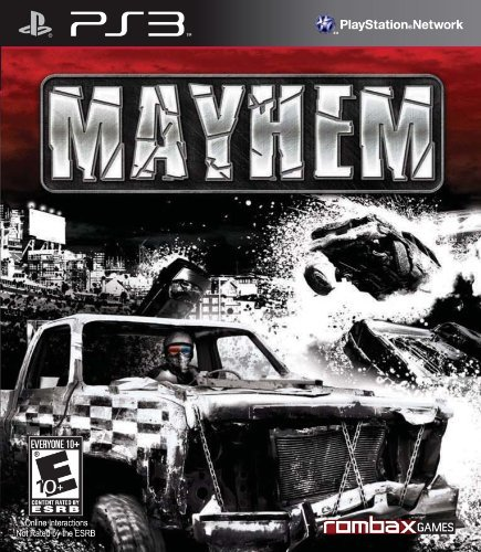 Ps3 Mayhem 3d