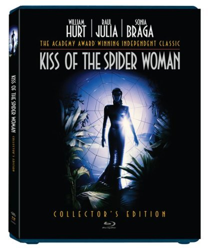 Kiss Of The Spider Woman Hurt Julia Braga Ws Blu Ray R