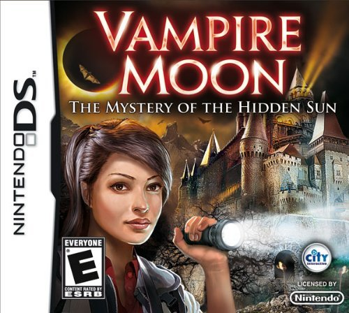 Nintendo Ds Vampire Moon Mystery Of Hidde City Interactive Usa Inc E