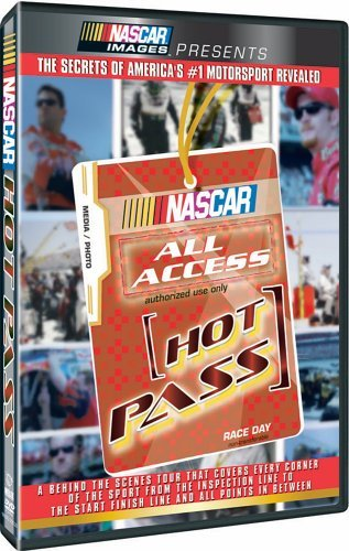 Nascar All Access Hot Pass Clr Nr