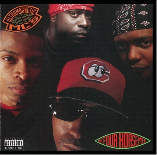 Ultramagnetic Mc's Four Horsemen Explicit Version