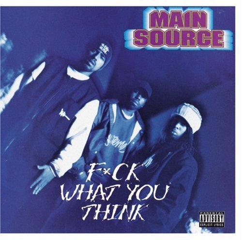 Main Source F What You Think Explicit Version