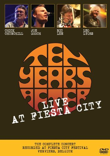 Ten Years After Live At Fiesta City