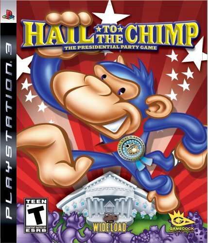 Ps3 Hail To The Chimp