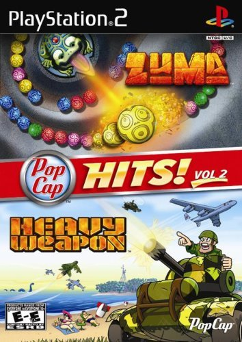 Ps2 Popcap Greatest Hits 2 Popcap Games Rp