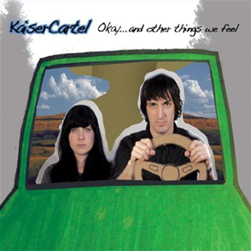 Kaisercartel Okay & Other Things We Feel Digipak