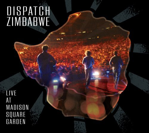 Dispatch Zimbabwe Live At Madison Squar Incl. Bonus DVD