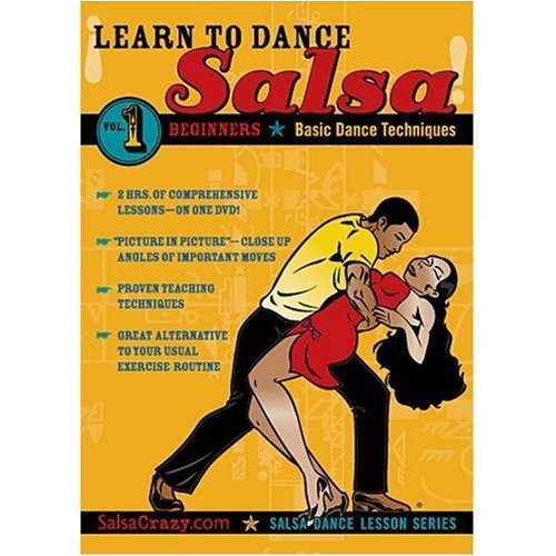 Learn To Salsa Dance Vol. 1 Salsa Dancing Guide For Clr Nr