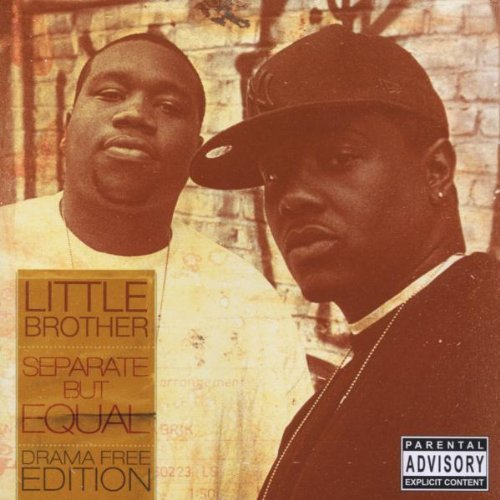 Little Brother Separate But Equal (drama Free