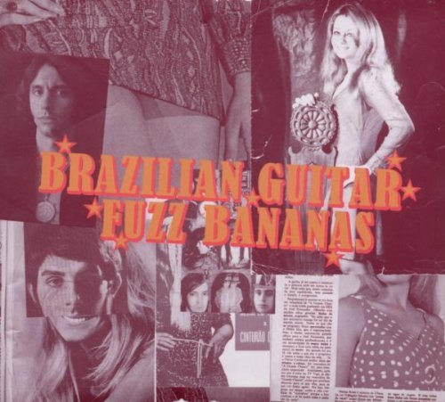 Brazilian Guitar Fuzz Bananas Brazilian Guitar Fuzz Bananas 2 Lp Incl. Booklet