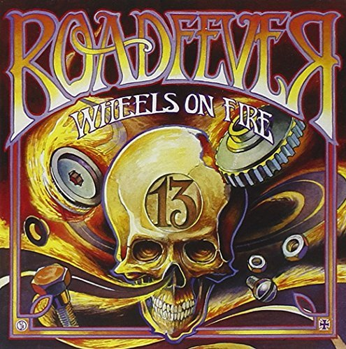Roadfever Wheels On Fire