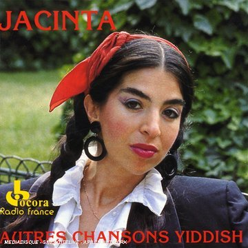 Jacintha Other Yiddish Songs