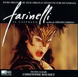 Farinelli Soundtrack Mallas Godlewska (sop) Ragin Rousset Talens Lyriques