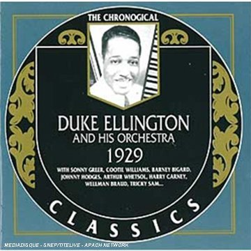 Duke & His Orchestra Ellington 1929 Import Fra