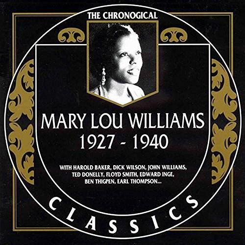 Williams Mary Lou 1927 40 Import Fra
