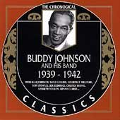 Buddy & His Band Johnson 1939 42 Import Fra