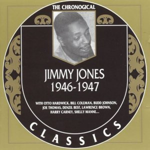 Jimmy Jones 1946 47 Import Fra