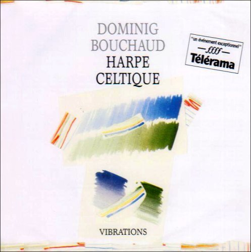 Dominique Bouchaud Vibrations Harpe Celtique Import Eu