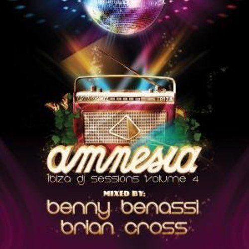 Amnesia Ibiza Dj Sessions Vol. 4 Amnesia Ibiza Dj Sessio Import Eu Digipak