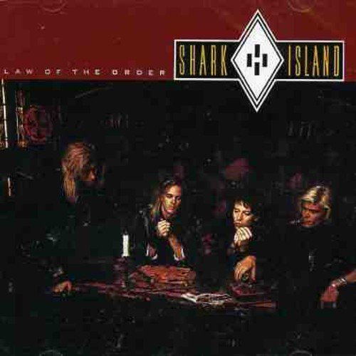 Shark Island Law Of The Order Alive At The Import Eu 2 CD Incl. Bonus Tracks