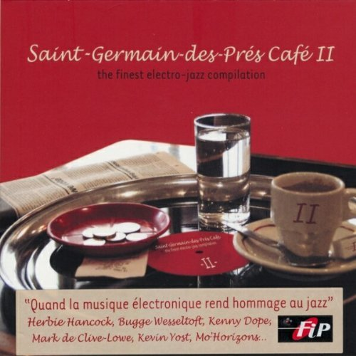 Saint Germain Des Pres Cafe Vol. 2 Saint Germain Des Pres Import Eu