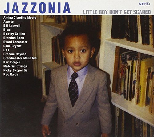 Jazzonia Little Boy Don't Get Scared Digipak