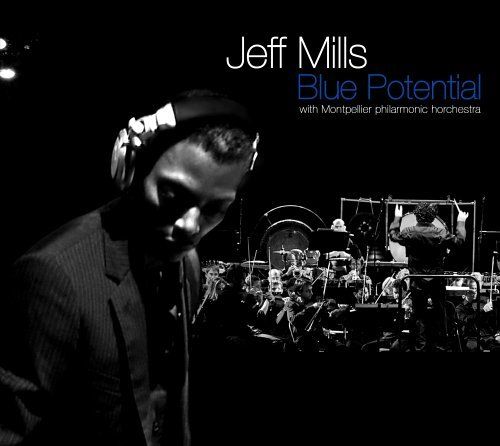 Jeff Mills Blue Potential Import Gbr Incl. Bonus DVD