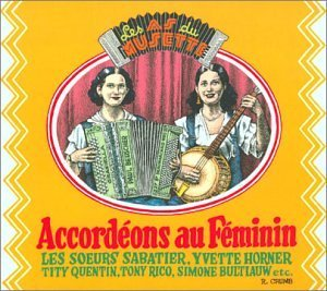 Aces Of The Accordion Vol. 2 Aces Of The Accordion Sabatier Sisters Horner Rico Aces Of The Accordion