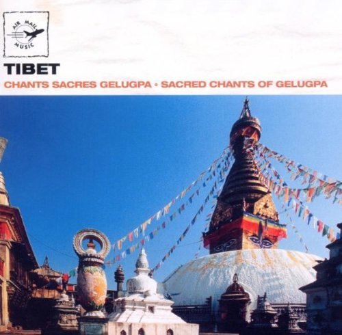 Monks Of Samtem Ling Monastery Tibet Sacred Chants Of Gelugp