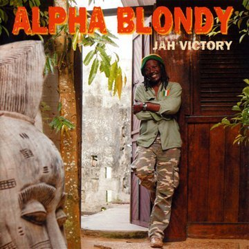 Alpha Blondy Jah Victory Import Eu
