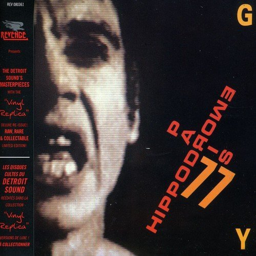Iggy Pop Hippodrome 77 France Import Eu