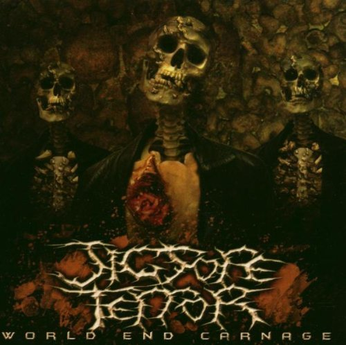 Jigsore Terror World End Carnage Import Aus