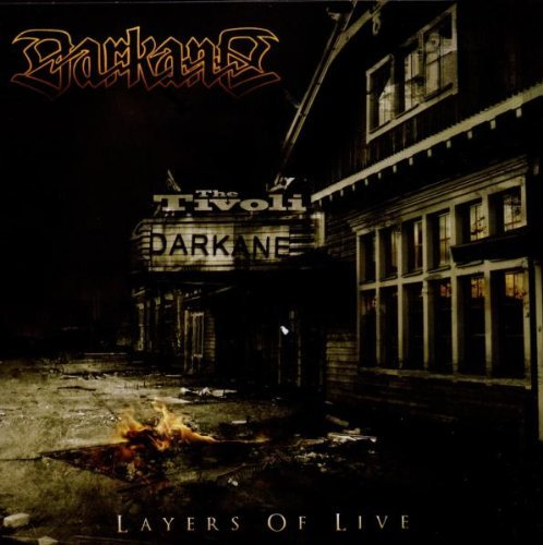 Darkane Layers Of Live Incl. CD