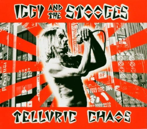 Iggy & The Stooges Telluric Chaos Import Gbr