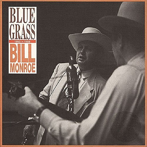 Bill Monroe Bluegrass 1950 58 4 CD Incl. Book